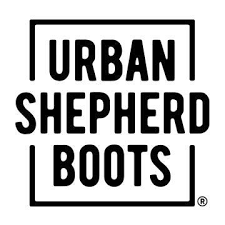 Urban shepred logo black